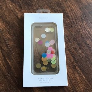 NWT iPhone case for 6/6s Ban.do